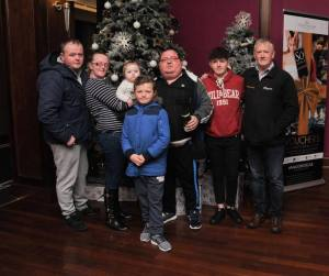 Christmas break for the Donovan Family at the Castletroy Park Hotel